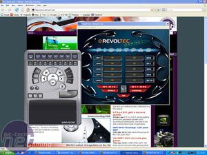 Revoltec Fightpad Advanced Macromania