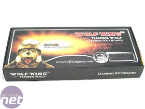 Wolf King Timberwolf Gaming Keyboard Timberwolf Gaming Keyboard