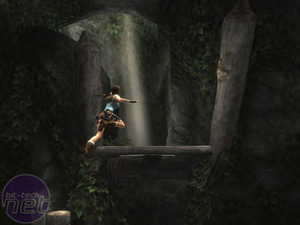 Tomb Raider: Anniversary Deeper Underground