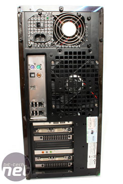 Commodore XX Gaming PC Externals