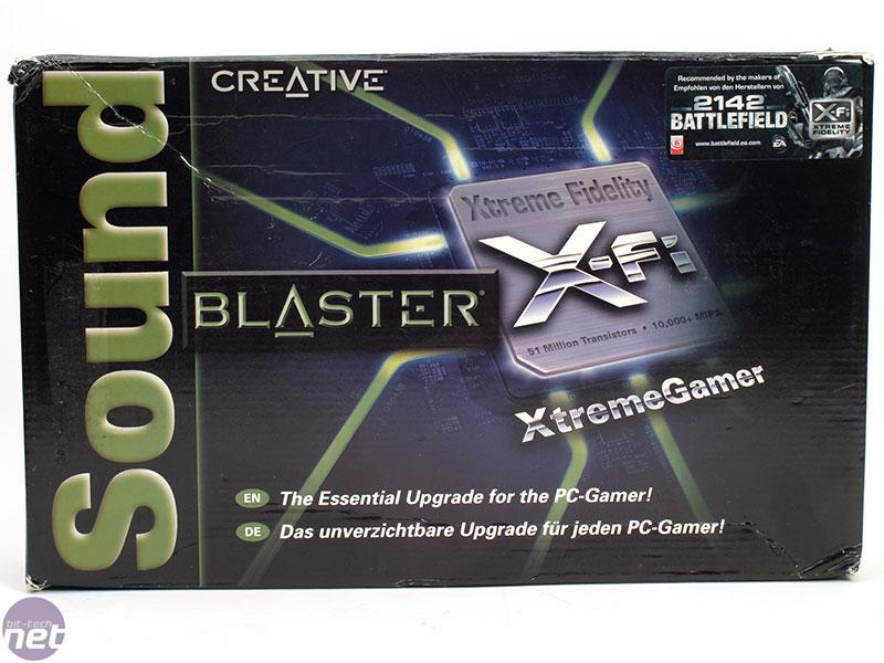 Creative X-Fi XtremeGamer | bit-tech.net