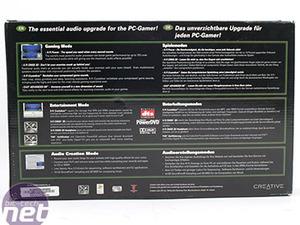 Creative X-Fi XtremeGamer X-Fi Hardware