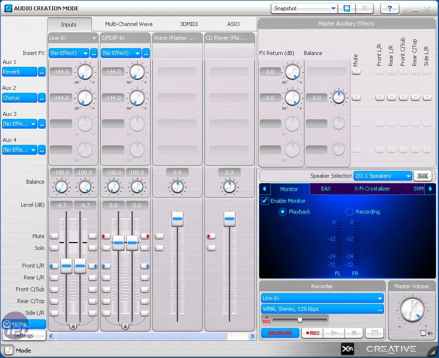 Sound blaster recon3di software windows 10