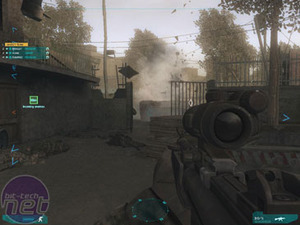 Ghost Recon Advanced Warfighter 2 PC Gameplay