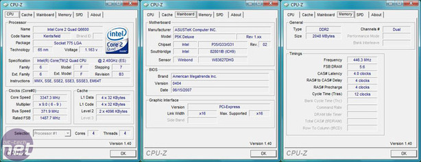 Overclocking Intel's Core 2 Quad Q6600