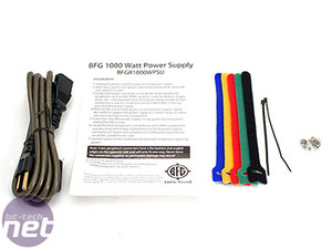 900W to 1100W PSU Group Test BFGTech 1000W Power Supply