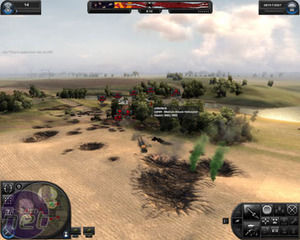 World in Conflict Beta impressions