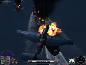 Attack on Pearl Harbour Gameplay