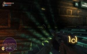 BioShock: Graphics & Performance DX9 vs. DX10: Shadows