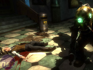 BioShock Gameplay Review Weak points
