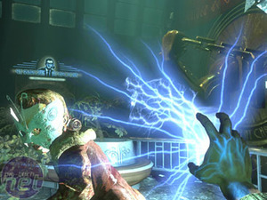 BioShock Gameplay Review At the start, it's always dark