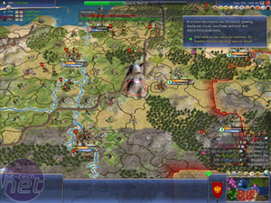Civilization IV: Beyond the Sword The little changes