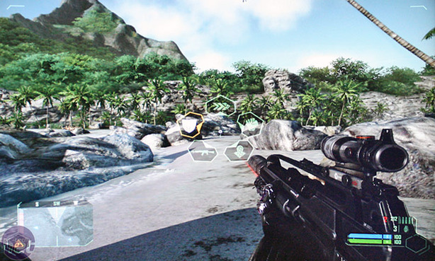 Crysis: Hands On Preview Beating the beta