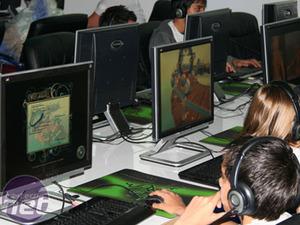 Omega Sektor LAN Gaming Centre Omega Sektor