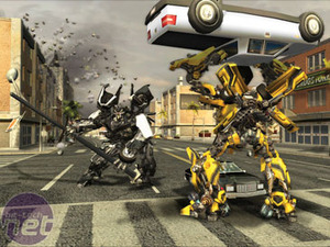 Transformers for Xbox 360 Transformers: The Game