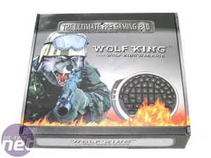 Wolf King Warrior  Wolf King Warrior