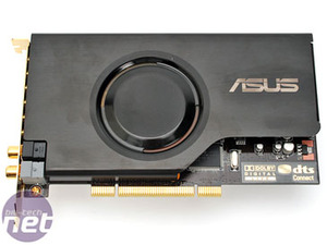 Asus Xonar D2 The Board