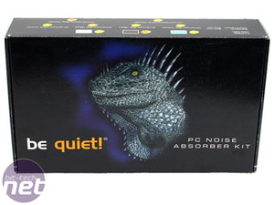 Be Quiet! PC Noise Absorber Kit