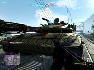 Crysis Multiplayer Beta Impressions My ride is already pimped, dammit!