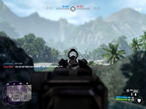 Crysis Multiplayer Beta Impressions What not to wear in a warzone