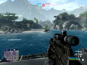 Crysis Multiplayer Beta Impressions