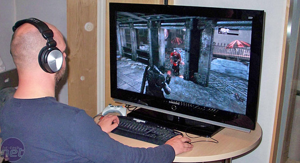 Gears of War PC Preview Gears of War with Keyboard and Mouse