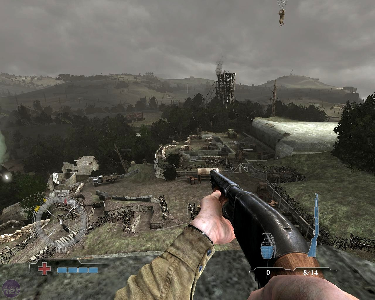 Medal of Honor: Airborne Conclusions Medal of Honor: Airborne Con