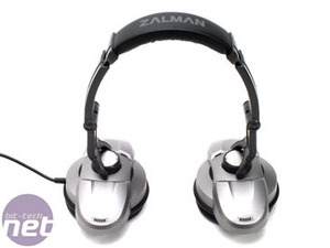 Zalman RS6F Surround Sound Headphones Performance