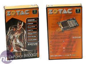 Zotac GeForce 8600 GT ZONE Edition Introduction