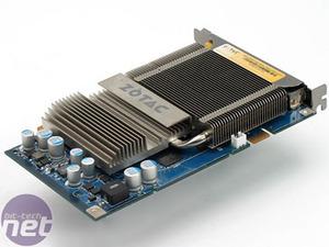 Zotac GeForce 8600 GT ZONE Edition