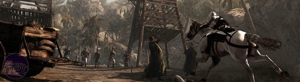 Assassin's Creed Hands-on Preview Stop, Rewind