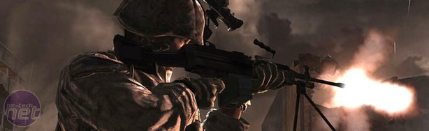 Call of Duty 4 Hands-on Preview VOIP of Another Soldierly Attribute