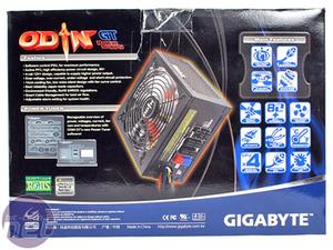 Gigabyte Odin GT 800W PSU