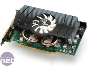 Inno3D GeForce 8600 GTS iChiLL XStriker3 The Card & Warranty