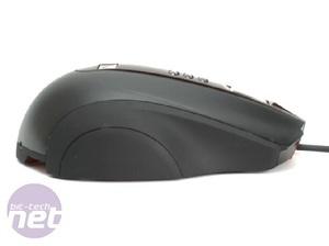Microsoft Sidewinder Mouse Feature Creature