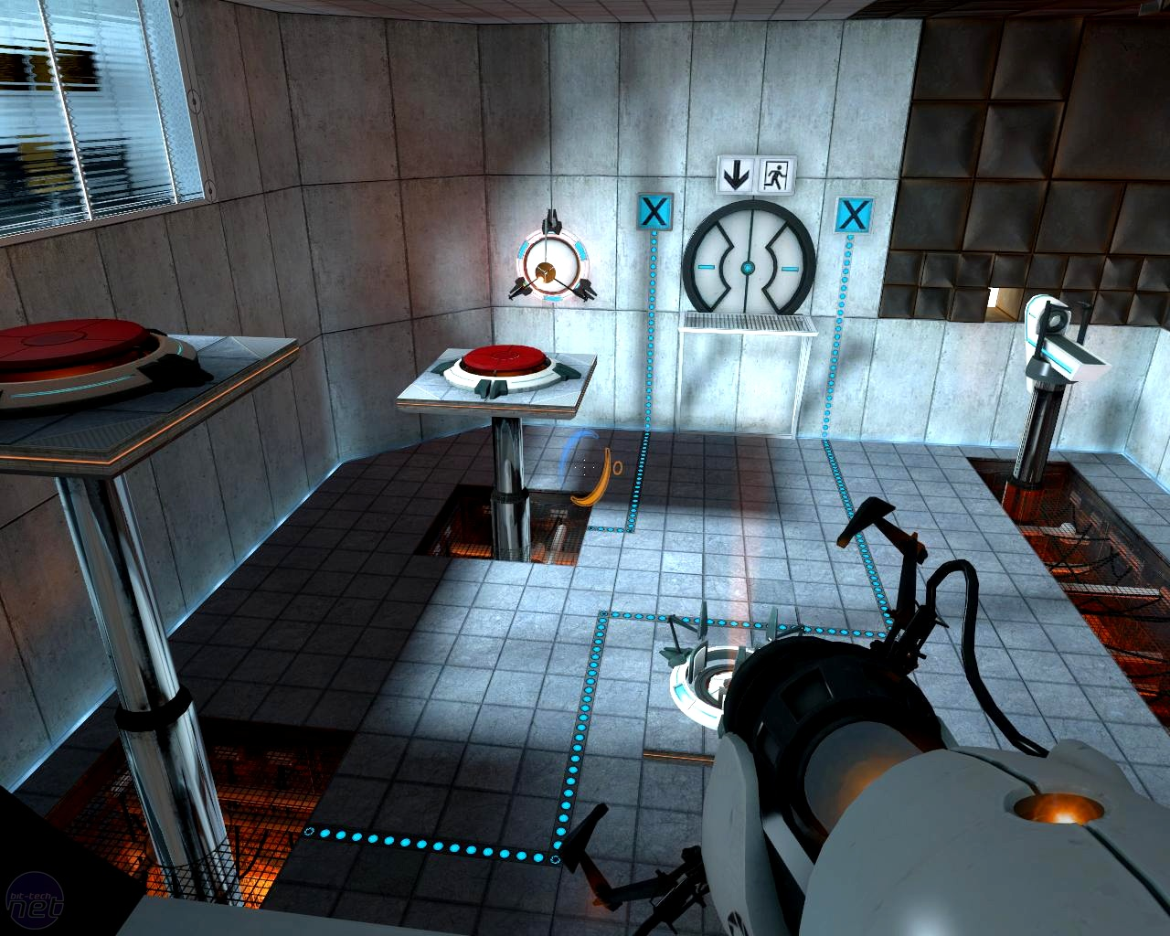 Portal screenshot.