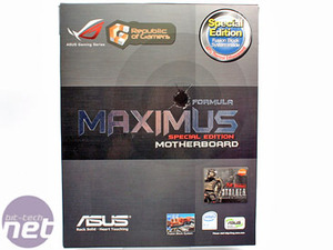 Asus Maximus Formula & Maximus Extreme Maximus has arrived