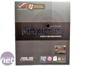 Asus Maximus Formula & Maximus Extreme Asus Maximus Extreme: In the Box