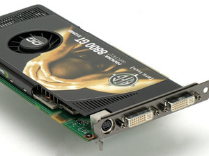BFG Tech GeForce 8800 GT OC 512MB The Card and Warranty