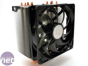 Cooler Master Hyper TX2 & 212 Cooler Master Hyper 212