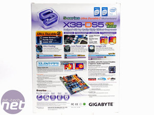 Gigabyte X38-DS5 review & X38T-DQ6 revisit Introduction to the Gigabyte GA-X38-DS5