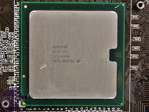 First Look: Intel's X48 Chipset First Look: Intel X48 Northbridge