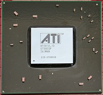 AMD's RV670 graphics chip