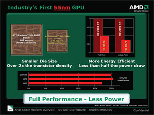 RV670: AMD ATI Radeon HD 3870 Radeon HD 3800 architecture