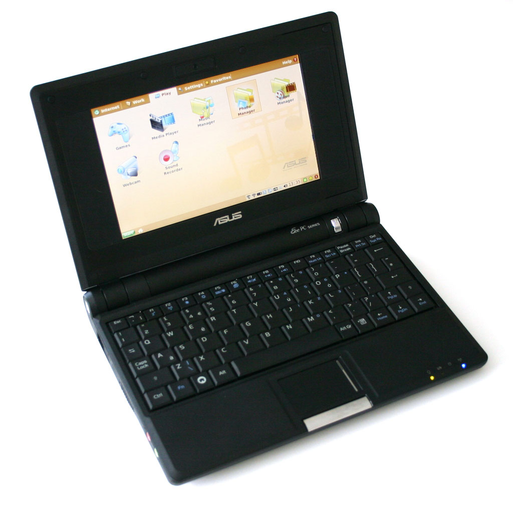 Adding more storage to your Asus Eee PC Introduction