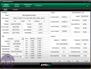 First Look: AMD's Phenom processors What's in a Phenom anyway?