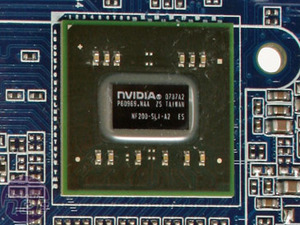 First Look: Nvidia nForce 780i SLI Nvidia nForce 780i SLI