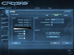 Nvidia GeForce 8800 GTS 512 Crysis