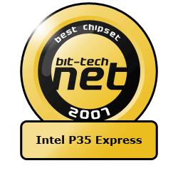 The bit-tech Hardware Awards 2007 Best Chipset & Motherboard