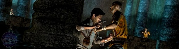 Uncharted: Drake's Fortune Combat